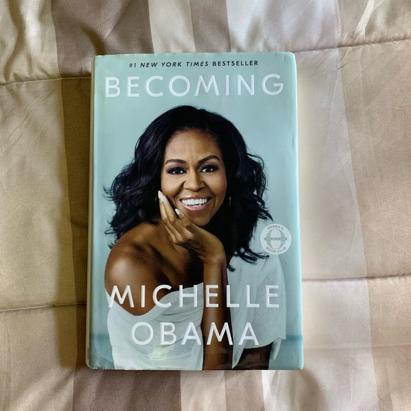 Other - Becoming Michelle Obama Book